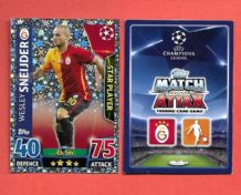 Galatasaray Wesley Sneijder Holland 391 Star Player